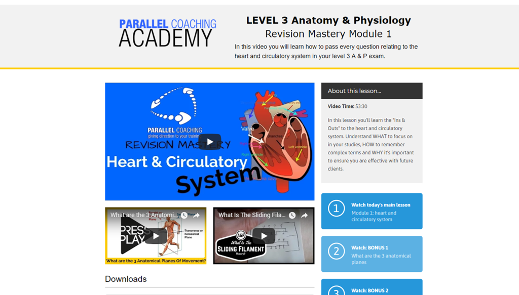 Level 3 Anatomy and Physiology Mock Exam 101 Free Questions ...