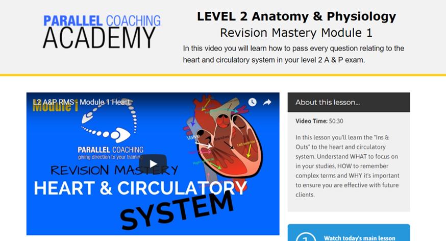 Beste Anatomy And Physiology Level 2 Mock Galerie - Anatomie und ...
